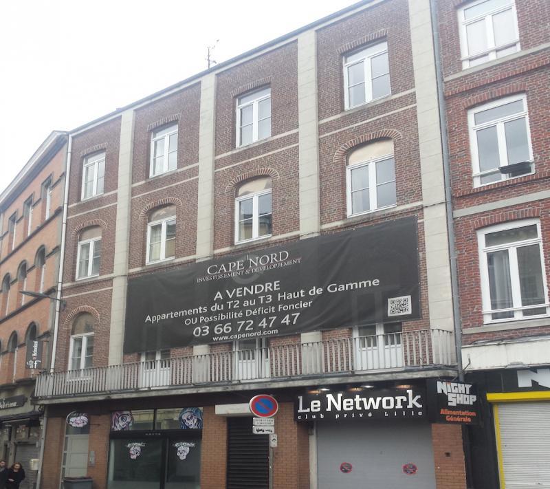 Immeubles De Rapport A Vendre Par Capenord Lille 59